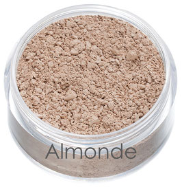 Mineral, Vegan & Organic Foundation - Almonde