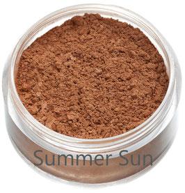 Mineral, Vegan & Organic Bronzer - Summer Sun