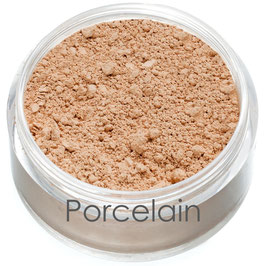 Mineral, Vegan & Organic Foundation - Porcelain