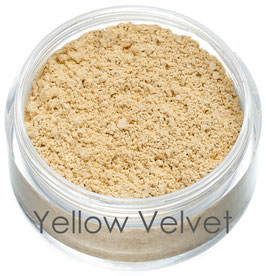 Mineral, Vegan & Organic Colour Corrector - Yellow Velvet