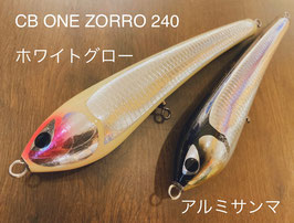 CB ONE ZORRO240