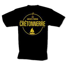 T-Shirt Enfant Cré Tonnerre