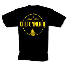 T-Shirt Homme CréTonnerre