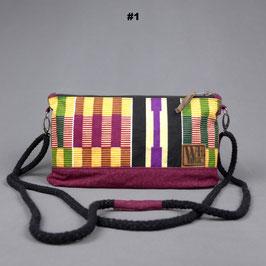 African wax print Taschen