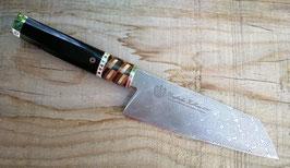 Bunka Hocho Wood Color Zladinox I