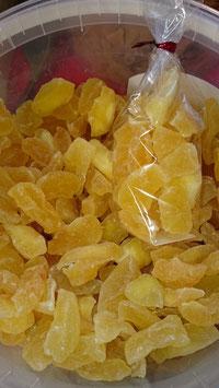 Pommes cristallisées