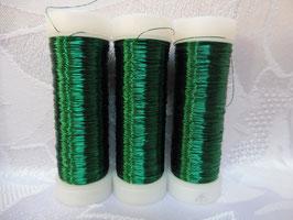 Farbiger Draht grün 18er