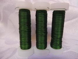 Cordonettdraht farbig grün 20er