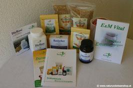 Darmpflege - Entschlackungspaket 14 Tage Programm