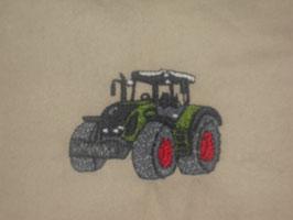 Stickdatei Traktor Fendt klein