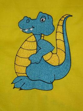 Stickdatei Dinosaurier