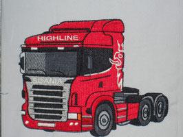 Stickdatei Scania Truck