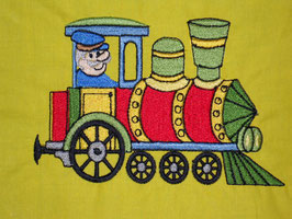 Stickdatei Lokomotive