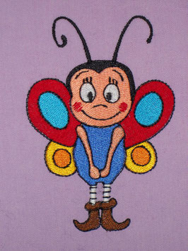Stickdatei Schmetterlinchen