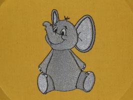 Stickdatei Süsser Elefant