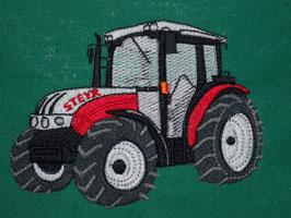 Stickdatei Traktor Steyr