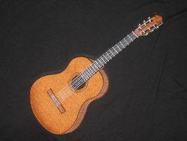 Stickdatei Gitarre gross 2