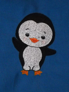 #Stickdatei Süsser Pinguin