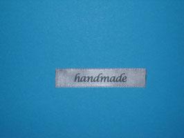 "Etikette "" handmade"" 5 Stück"