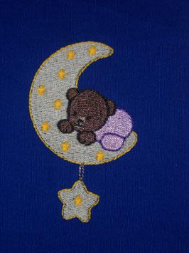 Stickdatei Mondsternchen Bärli
