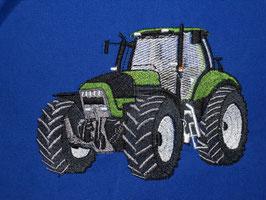 Stickdatei Traktor Deutz 3