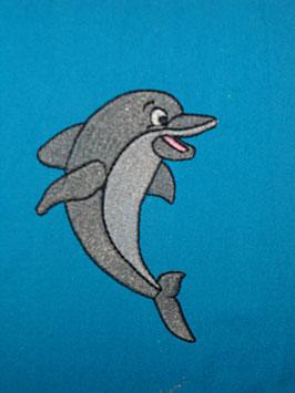 Stickdatei Delfin