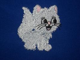 Stickdatei Kätzchen Wuschel