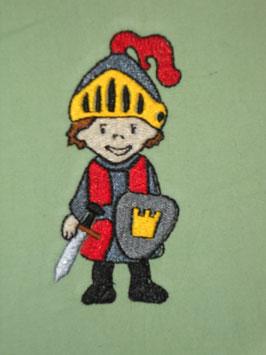 Stickdatei Ritter mit Schwert