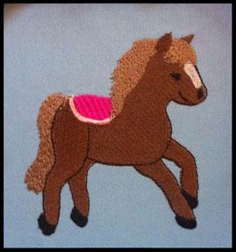 Stckdatei Pferdchen lieb 2