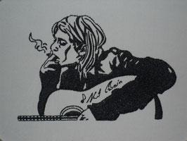 Stickdatei Cobain