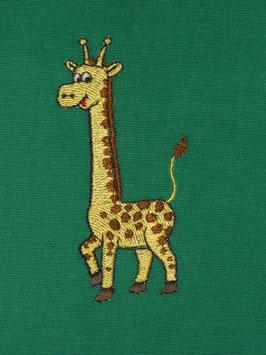 Stickdatei Giraffe