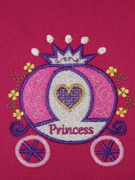 Stickdatei Prinzessinen Kutsche