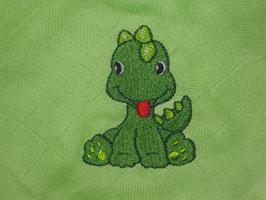 Stickdatei Dinobaby lieb