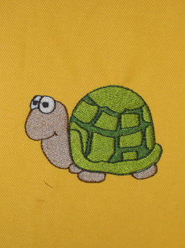 Stickdatei Schildkröte Lars