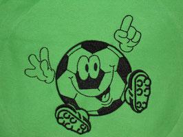 Stickdatei Fussballmaskotchen