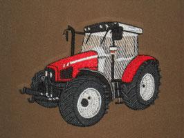 Stickdatei Traktor Massey Ferguson 2