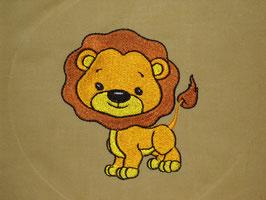 #Stickdatei Löwenkind