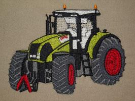 Stickdatei Traktor Claas