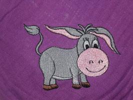 Stickdatei Lustiges Eselein