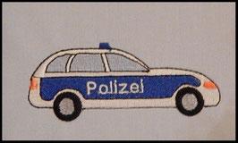 Stickdatei Polizeiauto