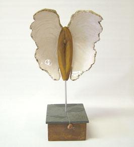 """Engelskulptur """"Butterfly"""""""