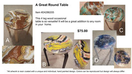 A Great Round Table