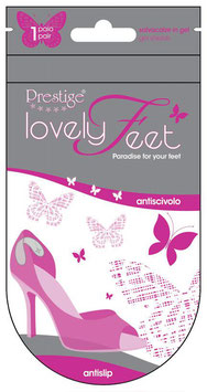 SALVACALZE Anti-Slip Lovely Feet