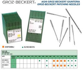 AGHI GIUNTERIA - Grotz-Beckert