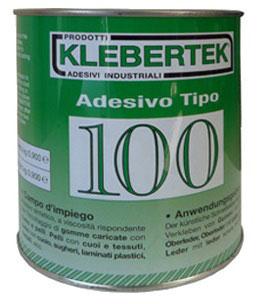 COLLA UNIVERSALE TIPO 100 0,85 kg  KLEBERTEK - 2 pezzi