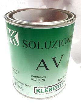 CEMENTO - SOLUZIONE AV 0,70 kg KLEBERTEK - 2 pezzi