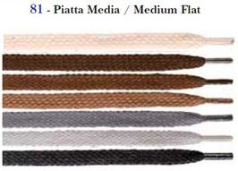 LACCI PIATTI MEDI 120 cm - PRESTIGE