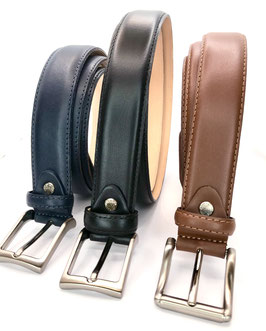 Cintura in vitello 30 mm