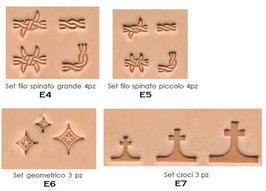 SET BULINI - E4 E5 E6 E7