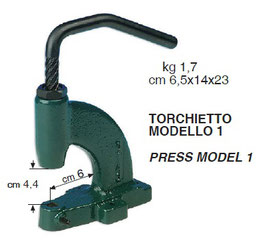 TORCHIETTO N.1